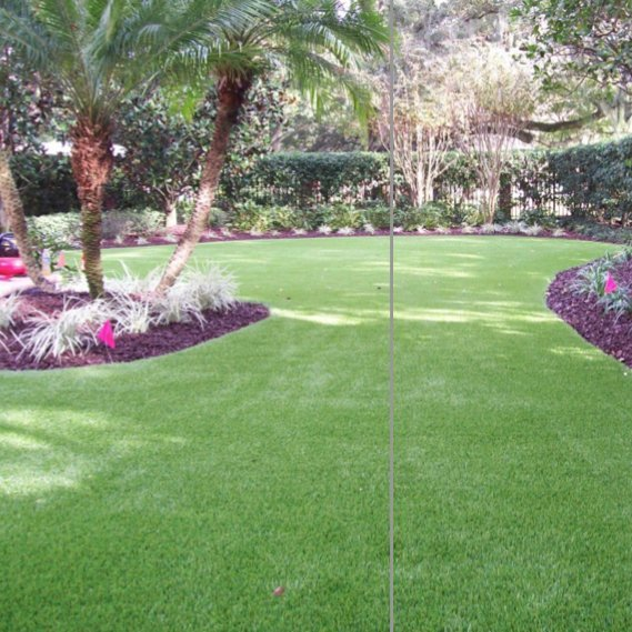 Artificial Grass for Yards & Lawns