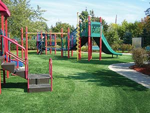 Can Playgrounds Be Safer and Kid-Friendly Using Artificial Turf? 1