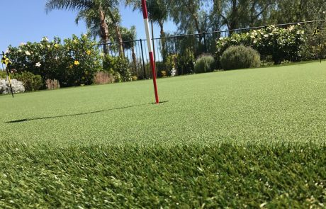 ideal turf artificial putting green