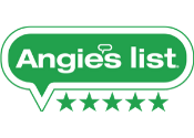Angie's List Reviews Badge from Ideal Turf's profile