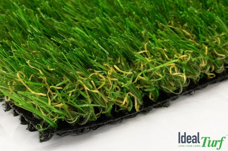 Closeup of Ideal Turf's Amazon 86 Artificial Grass