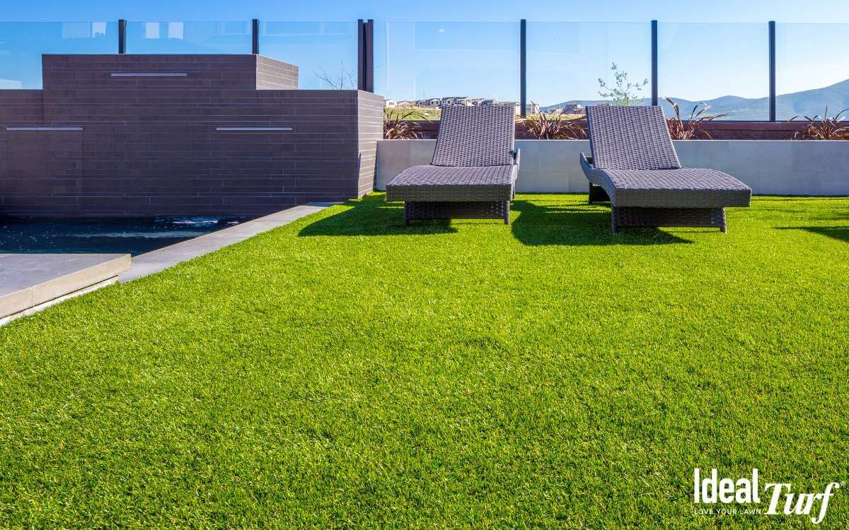 Roof Deck Patio Turf