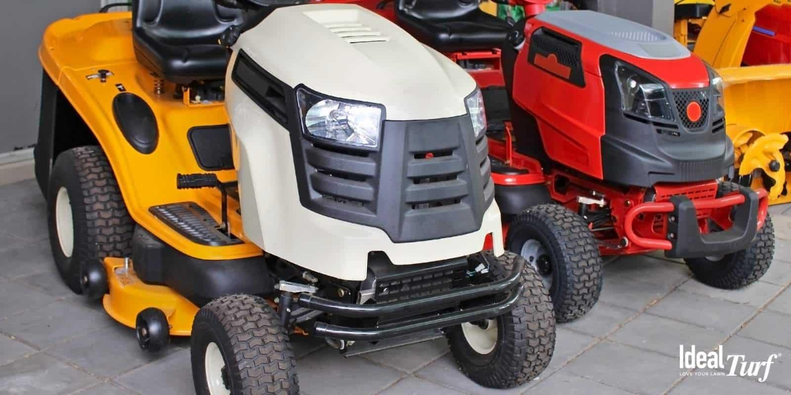 13. Eliminates Expensive Lawn-Care Equipment
