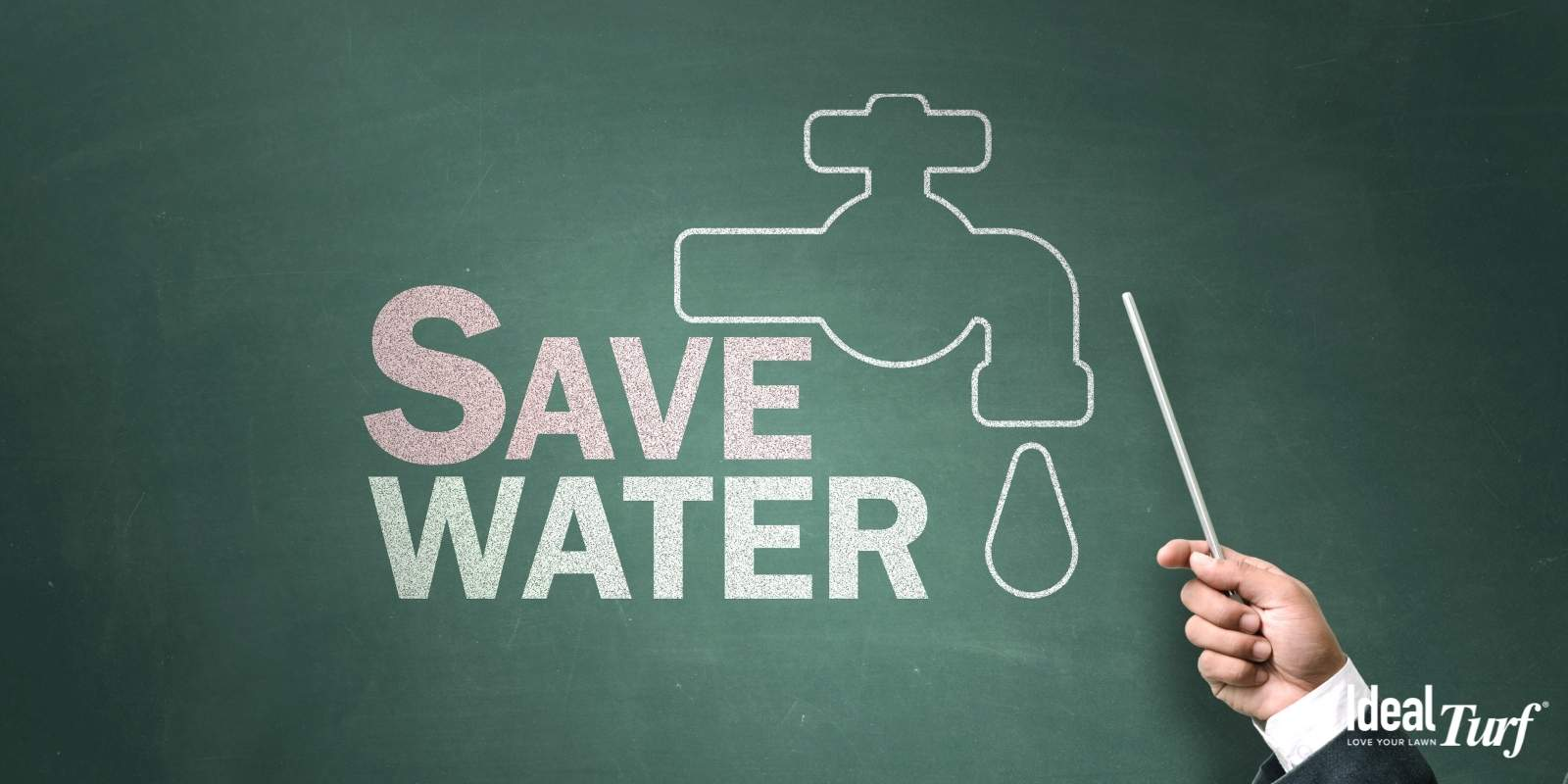 8. Saves Water
