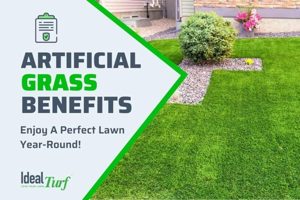 Artificial Grass Benefits