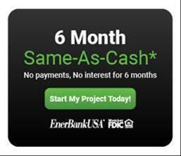 6-Month-Same-as-Cash-Financing