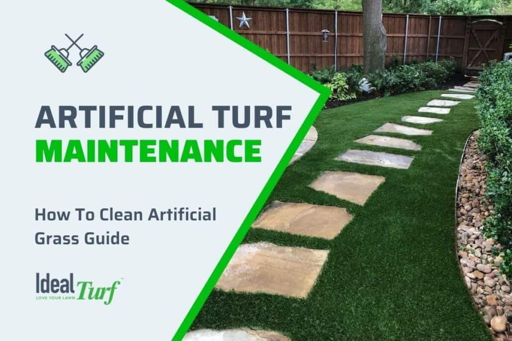 Artificial Turf Maintenance
