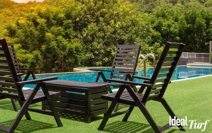 Swimming Pool Area Turf