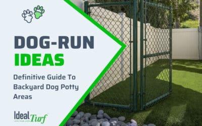 Dog Run Ideas