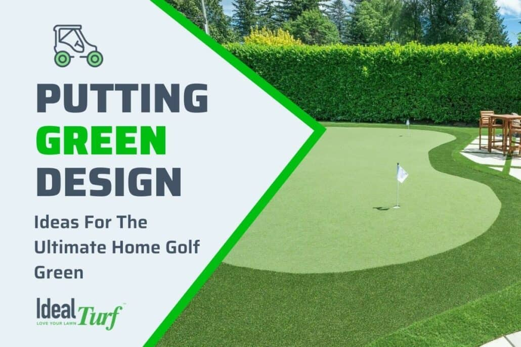 Putting Green Design