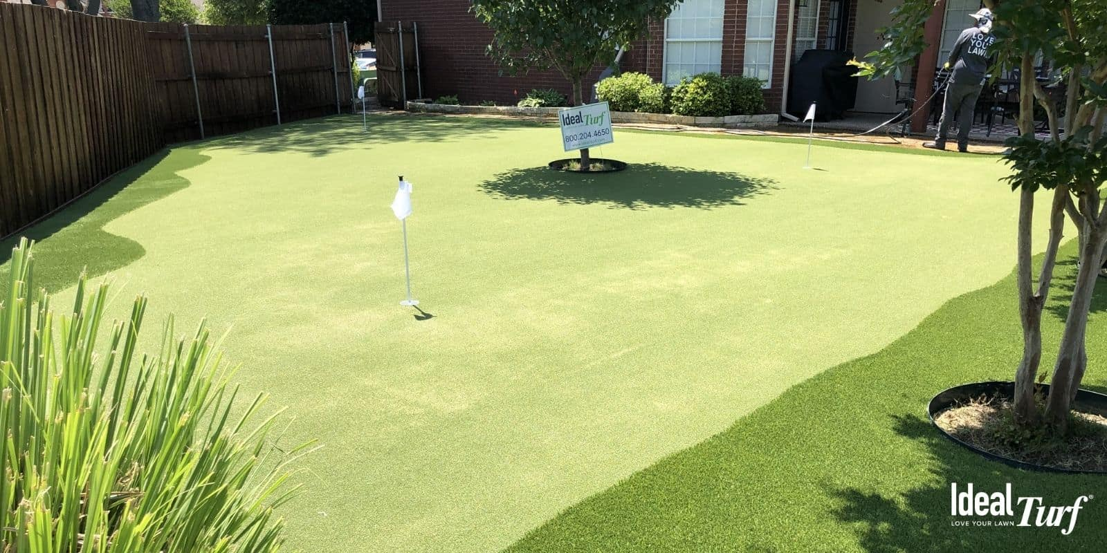 3. Elements You Can Design Into Backyard Putting Greens