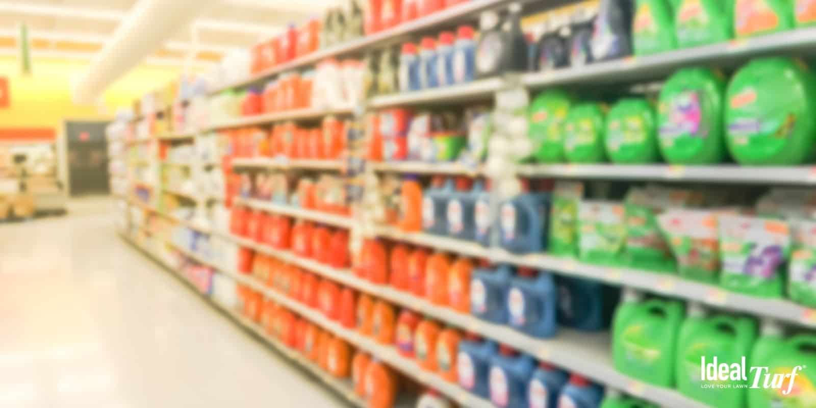Use Organic Cleaning Products