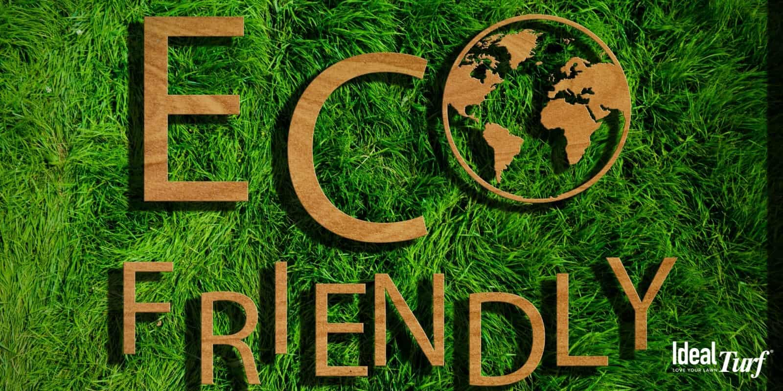 1. Is Artificial Grass Eco-Friendly