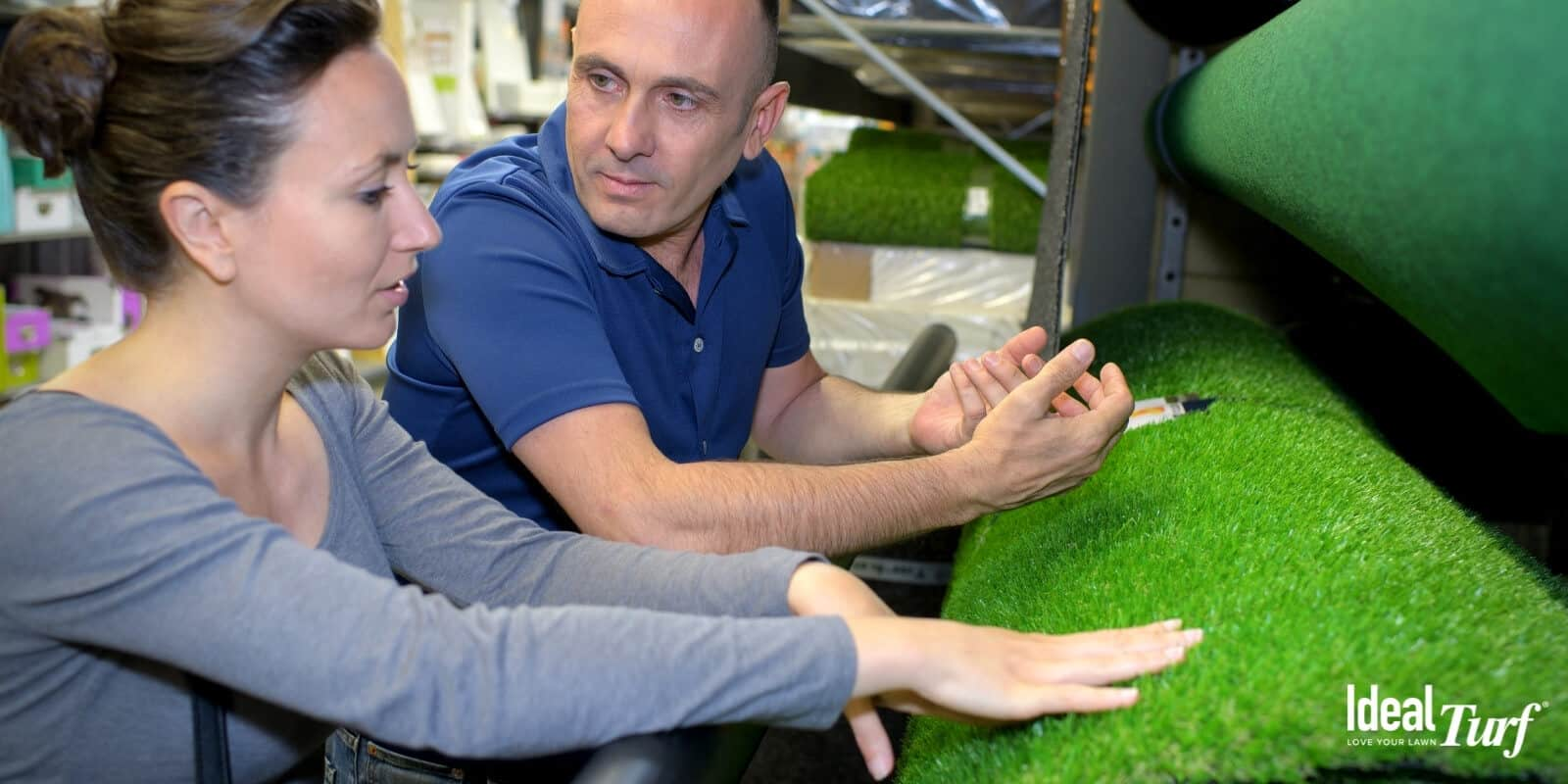 13. Choose Between Artificial Grass Products