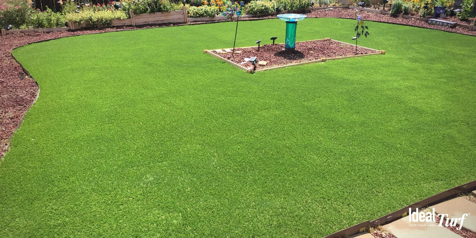 17. Will Artificial Grass Stain or Fade