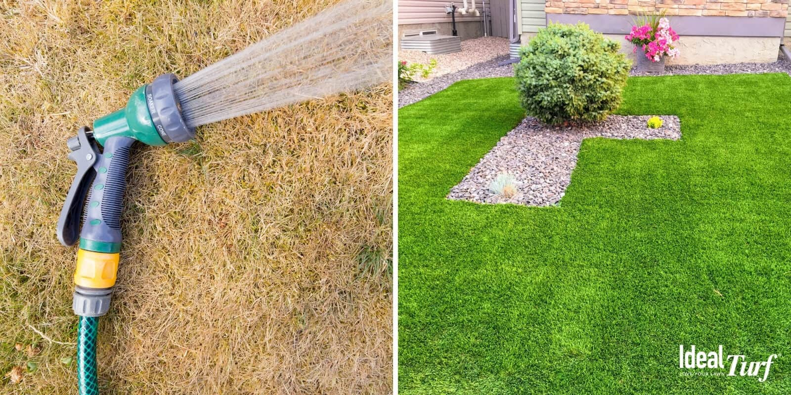 2. Does Artificial Grass Need Water