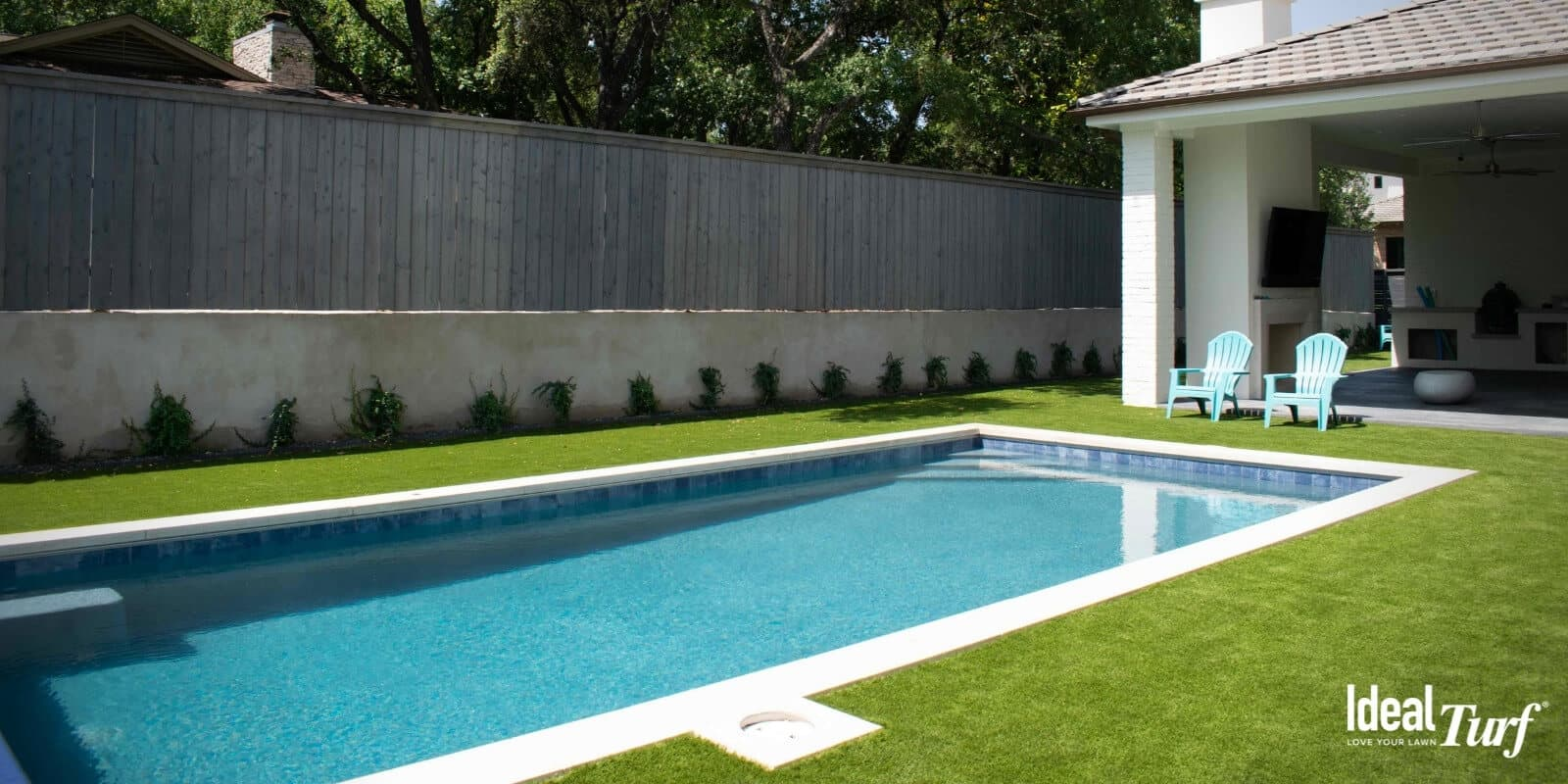 3. Can I Use Artificial Grass Around Swimming Pools