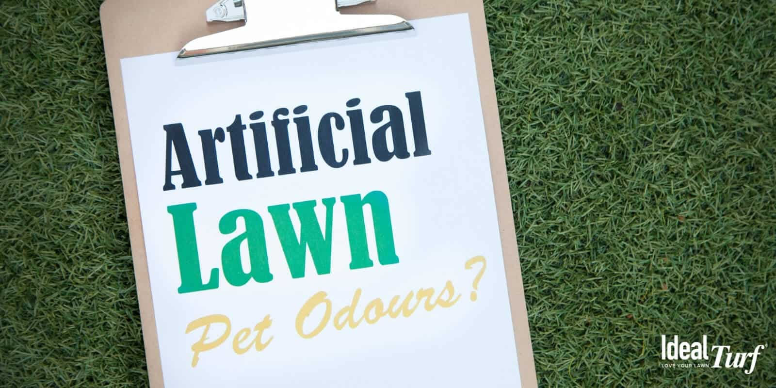 7. Remove Pet Odors from Turf