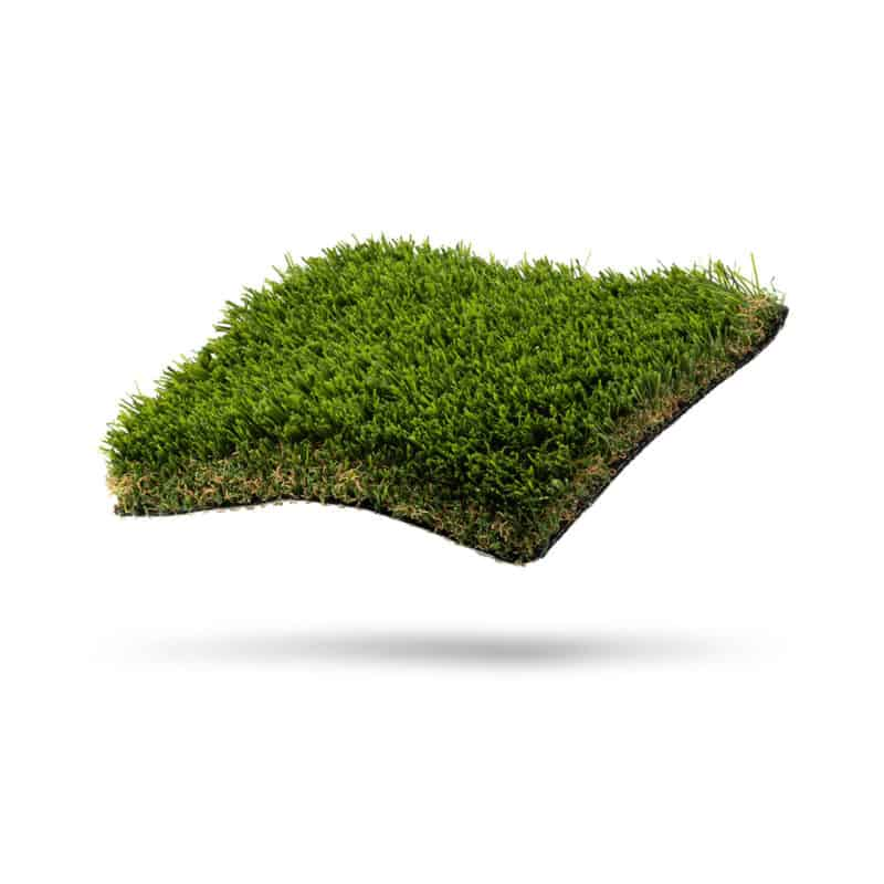 Rio Grande 101 turf product sample floating above a white background
