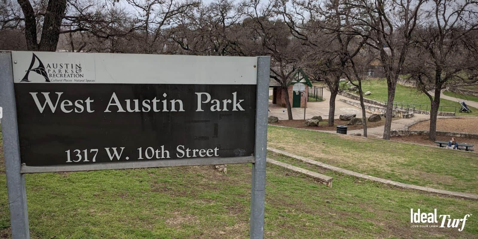 10. West Austin Park