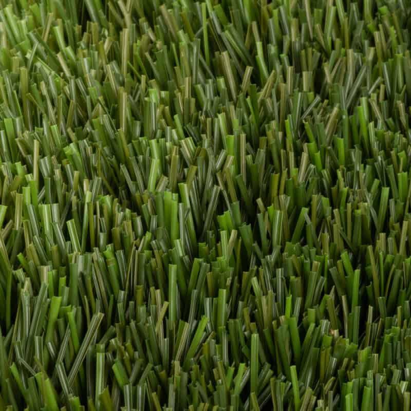 Arbor 60 closeup of turf fibers