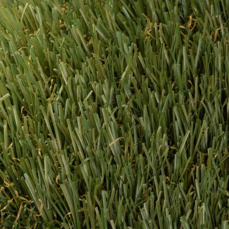 Veranda 50 closeup of turf fibers