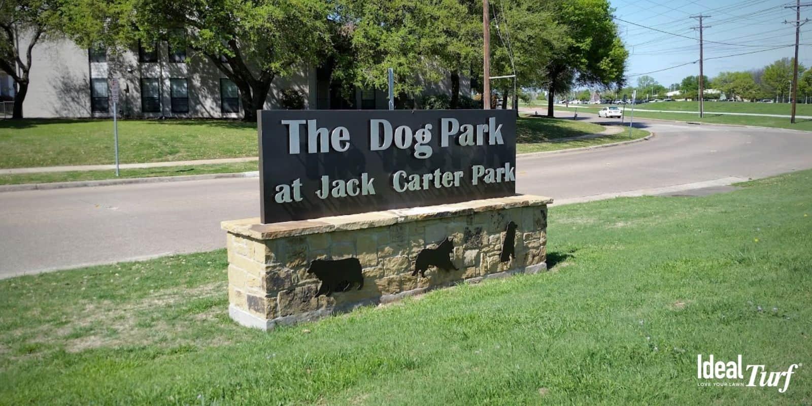 10. Dog Park at Jack Carter Park