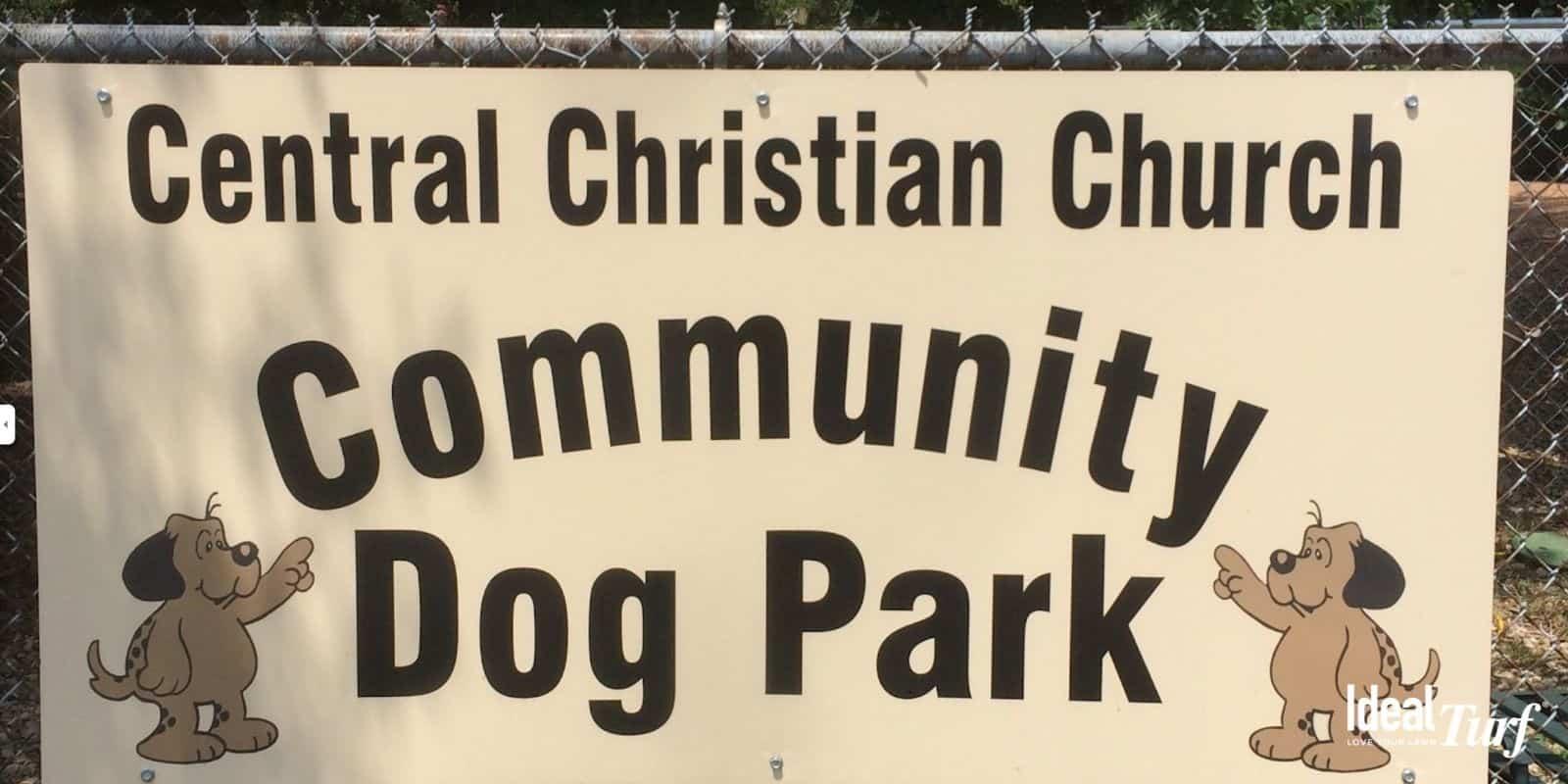 5. Central Dog Park